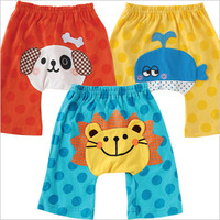 2013 cartoon animal style pp pants children's pants
