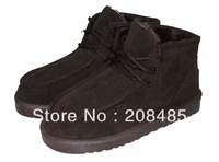free shipping new 2013 men's winter boots brand shoes casual winter boots for men