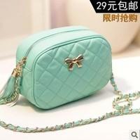 hot sell Autumn 2013 new fashion handbag Women leather Handbags Tote Shoulder Shopper Bag Messenger Bag Free Shipping