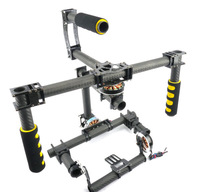 Handheld 3-Axis Camera Brushless Gimbal for Canon 5D2 Kit W/ 3x motors (5210-200T) free shipping