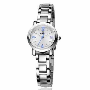 Ikey eyki women's watch stainless steel series quartz watch fashionable casual lady(China (Mainland))