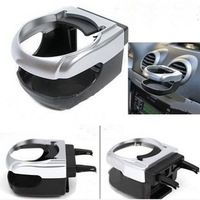 Multifunctional car outlet drink holder glass rack mobile phone holder 4