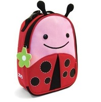 Ladyfly child animal band bread outdoor camping lunch bag cartoon style insulation bag