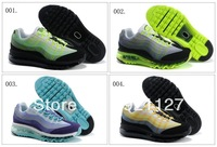10 Colours Free Shipping  95 Max + 2013 Max Sole Women's Running Sport Footwear Sneaker Trainers Shoes ( 1 - 10 Colours )