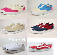 Unisex Canvas Shoes Men 9 Colors Fashion Casual Shoes Women All Size Fashion Sneakers