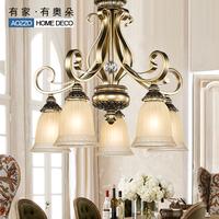 Free shipping G fashion pendant light vintage simple european lighting living room lights lamps 70123