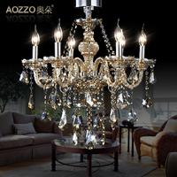 Free shipping G fashion luxury crystal ceiling lamp light living room lamps restaurant lamp lighting 10292