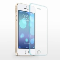 For iphone 5 5C 5S , Original Magic Premium Tempered Glass HD Film Screen Protector Anti-Fingerprint Ultrathin 0.3mm
