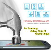 For Samsung Galaxy Note 3 III N9000 , Original Magic Premium Tempered Glass HD Film Screen Protector Anti-Fingerprint Ultrathin
