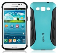 DHL free shipping new arrive iface 3rd generation Waistline PC+TPU hybrid hard case for Galaxy S3 i9300 100 pcs/lot