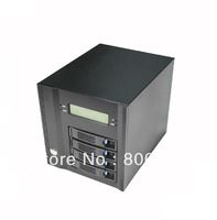 NAS storage server chassis small computer chassis small chassis four hot-swappable LED mini itx case