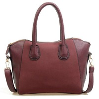 2014 Fine Korean fashion PU leather brand bag design celebrity handbag New Arrival!