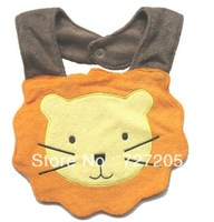 Free Shipping,Retail 1 pcs,carter Waterproof bibs infant saliva towel baby bib