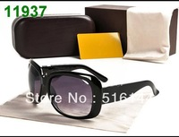 2013 Best Quality  sunglass for Women Fashion sunglass large-framed sunglasses branded design Free shipping -TBB 0267