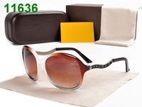 2013 Best Quality  sunglass for Women Fashion sunglass  branded design  large-framed sunglasses Free shipping -TBB 0001