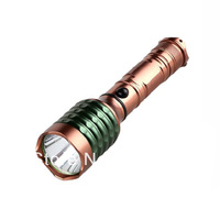 SJ-008 Torch light For 1x18650 CREE Q5  600Lumens Cree led Torch Zoomable Flashlight -Whosale