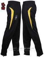 Brazil received sports pants riding pants male The new football training pants  leg pants  football