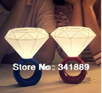 Loft,2PCS Creative Diamond Model Night Light,Romantic LED Diamond Lamp,Living Room Bedside Energy Saving Lamp,FREE SHIPPING