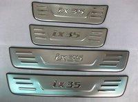 2010-2012 Hyundai ix35 High quality stainless steel Scuff Plate/Door Sill