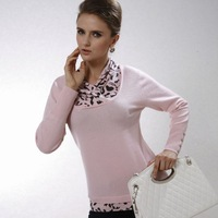 Tell fashion women's cashmere sweater fashion unique high quality sweater