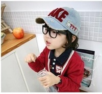 "10pcs/lot can mix color ""TAKE"" baseball cap for kids size 50-54cm can adjustable wholesale"