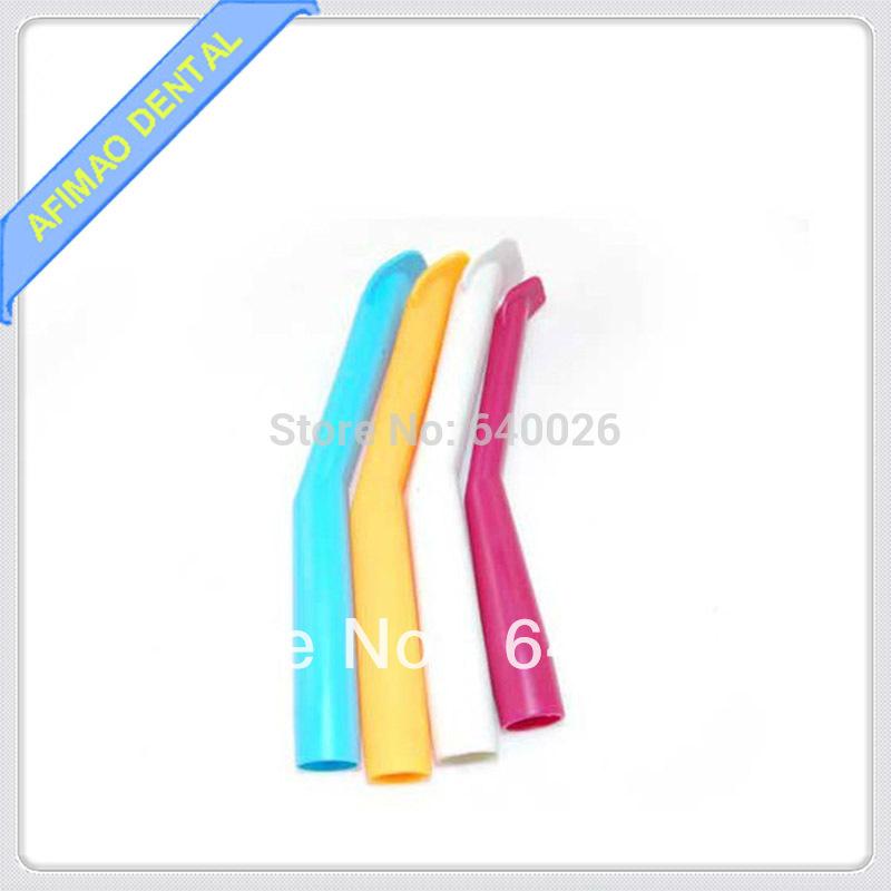 Suction Tips Dental Strong Suction Tips Green