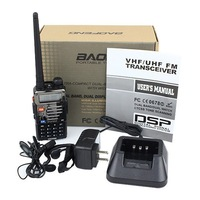 Free Shipping Walkie Talkie BAOFENG UV-5RB UHF+VHF Dual Ban Free Shipping