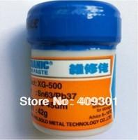 FREE SHIPPING 2pcs/lot MECHANIC SMT Solder Paste,Welding Solder Paste,BGA Soldering Paste Sn63/Pb37 25-45um 100% Brand New