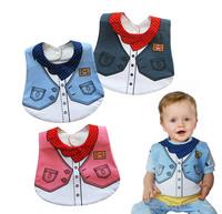Babador Carters Baberos Unisex Cotton Babador free Shipping Girl And Boy Towel/baby Children Saliva Towel/ Kid Infant Baby Bibs