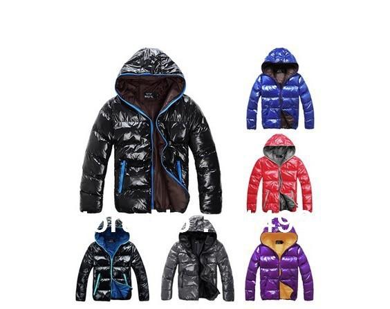 2013 hot sell fashion design High quality men down jacket Men's winter
