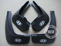 2010-2012 Hyundai ix35 Soft plastic Mud Flaps Splash Guard