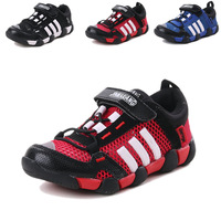 free shipping Summer single network cutout children shoes breathable shoes  breathable shoes network