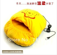 cute christmas gift usb feet Warm electric heating shoes warm foot pad warm feet shoes heating shoes foot warmer