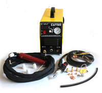 Shipping from England ! New Inverter Air Plasma Cutter Welder & Digital Display&Pressure Gauge
