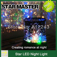 Star Master Night Light for Home Romantic Table Lamp LED Night Lamp for kids Star Sky Projector Gifts for Christmas D18001