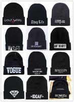 2014 sale skullies hats for fasion cocain & caviar beanie,winter hat homies beanie,wasted beanie supply beanies snapback caps