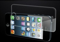 Toughened Glass Screen Protector Explosion-proof Tempered Glass Film For Apple iPhone5 5G 5GS.New 0.2mm glass film.Hot selling