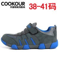 Free shipping, Hot-selling leather shoes child sport shoes casual shoes children shoes 38 - 41