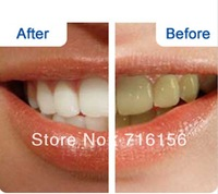 Free Shipping Technology NanoTechnology Oral Care Products Teeth Whitening Quick Wipe Clean White Teeth To Remove Stains