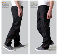 Outdoor spring and autumn men's sports pants plus size sports training pants sports trousers