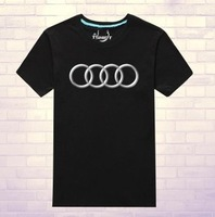 sports car men's 100% Cotton T Shirts diy shirts Custom Shirts Print your Logo