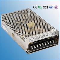 (S-200-5) CE RoHS 110/220vac input 200W 5v 40a power supply