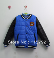 2013 fashion boy winter jacket factory price DHL express
