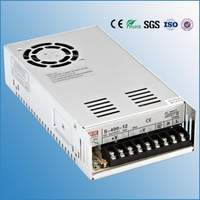Free Shipping (S-400-24) Factory outlet ! 400W 16.5A switching power supply 24V