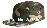 2014 NEW 10pcs Fashion Men Summer Blank Camouflage Hats Women Spring Camo Cap Mens Camping Flat Bill Hat Womens Baseball Caps
