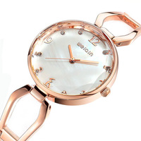 Weiqin fashion small gentlewomen ol fashion element bracelet women's watch ladies watch