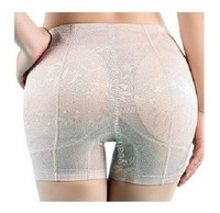 Discount sexy hip padded panties for wome butt enhancer panty bottom up underwear bum up boyshort with black M-XXL