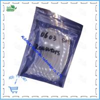 0603 SMD Resistors 10R-910 1% 1/16W,80valuesX50pcs=4000pcs, 0603 SMD Resistors Assorted Kit, Sample bag