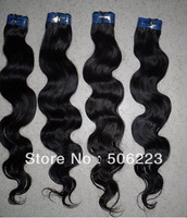 "16"" 20"" 22"" BODY WAY Brazilian virgin weft body wavy Brazilian Virgin hair Weft Extension"