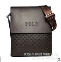 Han edition of the new single men bag shoulder bag business package leisure trend inclined shoulder bag